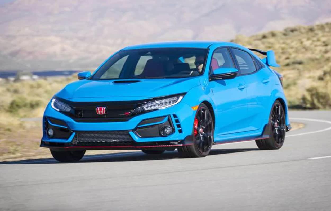 2021 Honda Civic 2