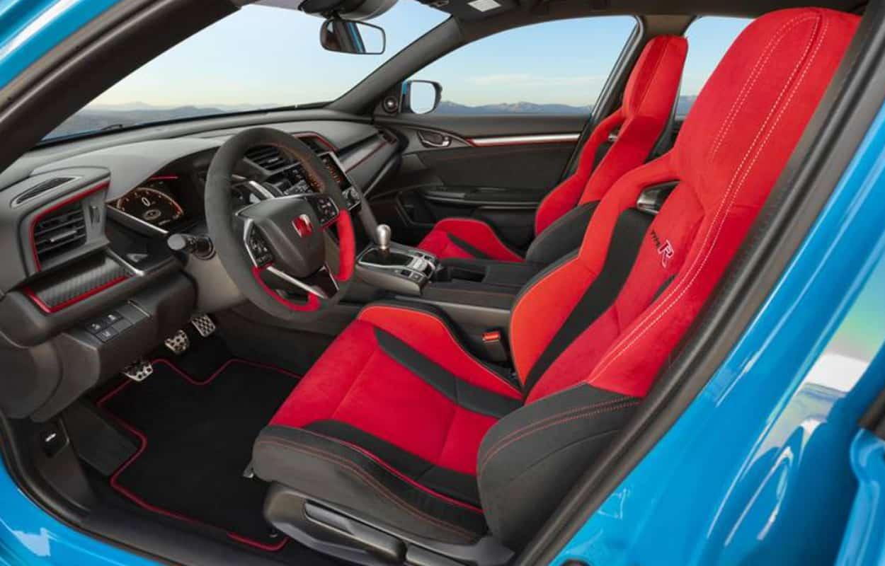 2021 Honda Civic 5