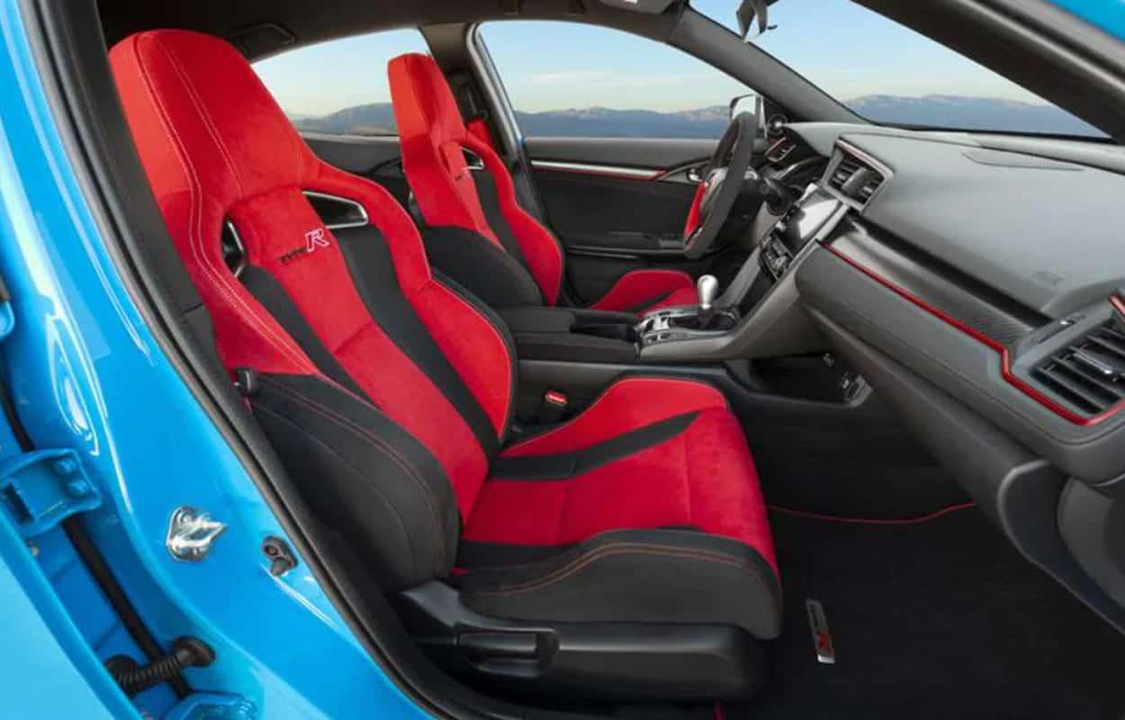 2021 Honda Civic 6
