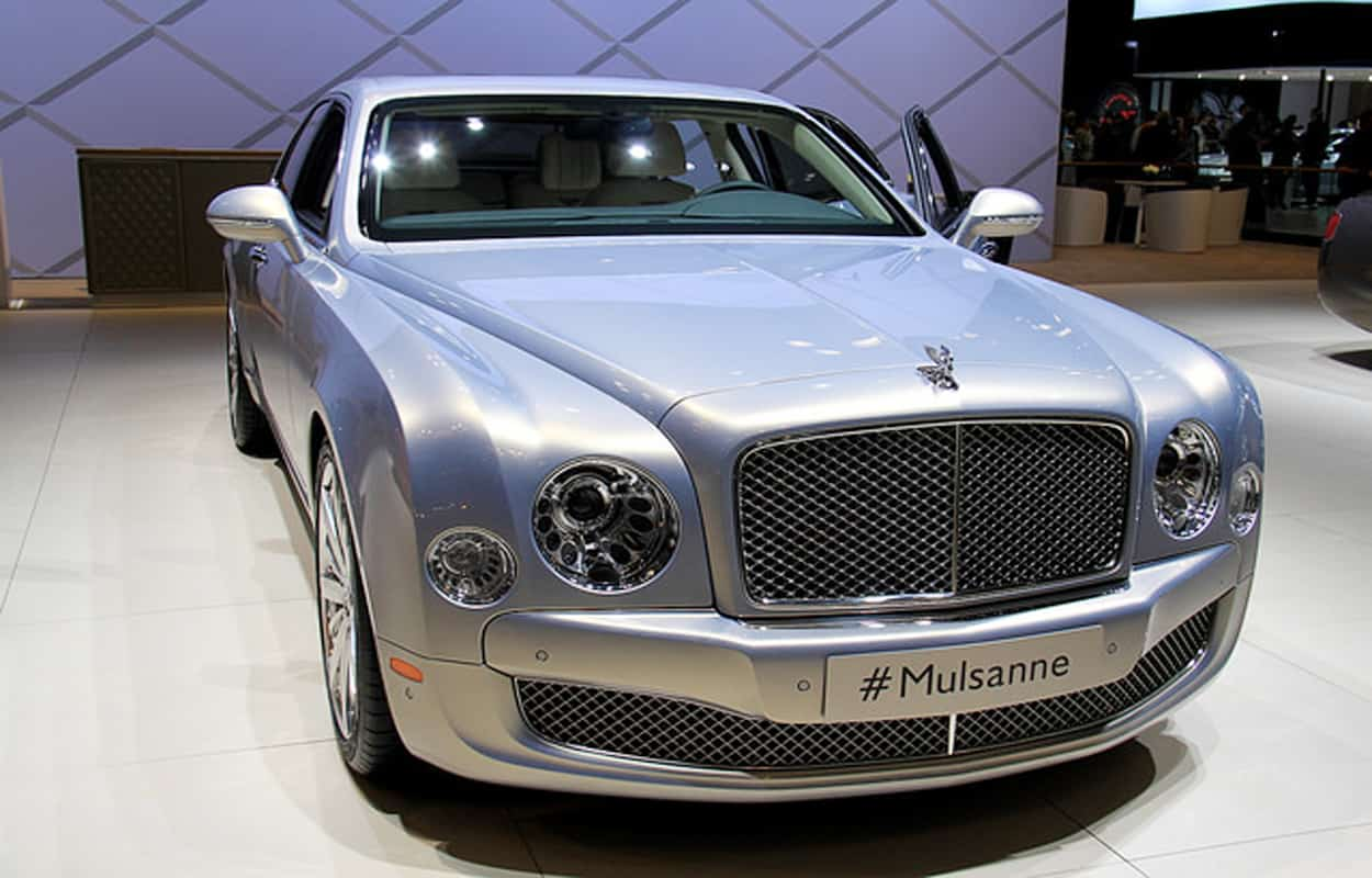 Expensive Luxury Cars 12