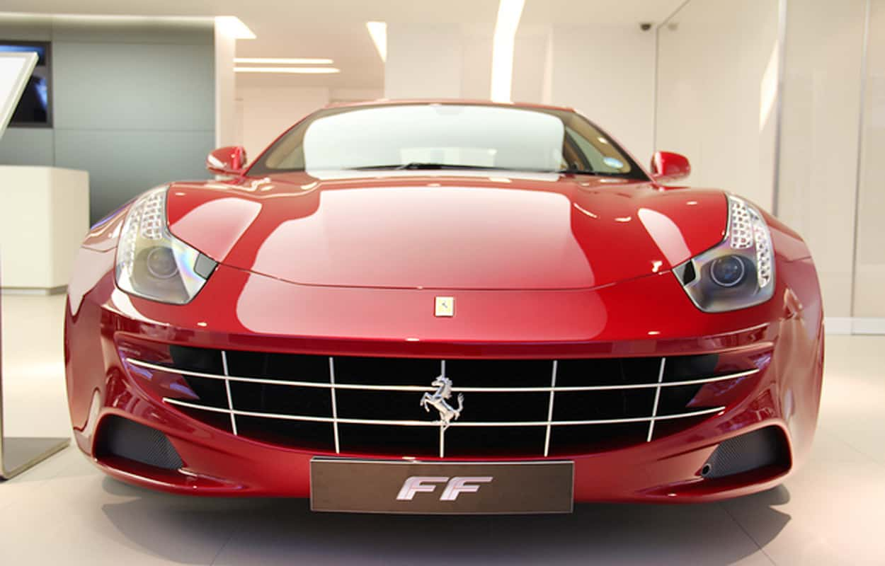 Expensive Luxury Cars 14