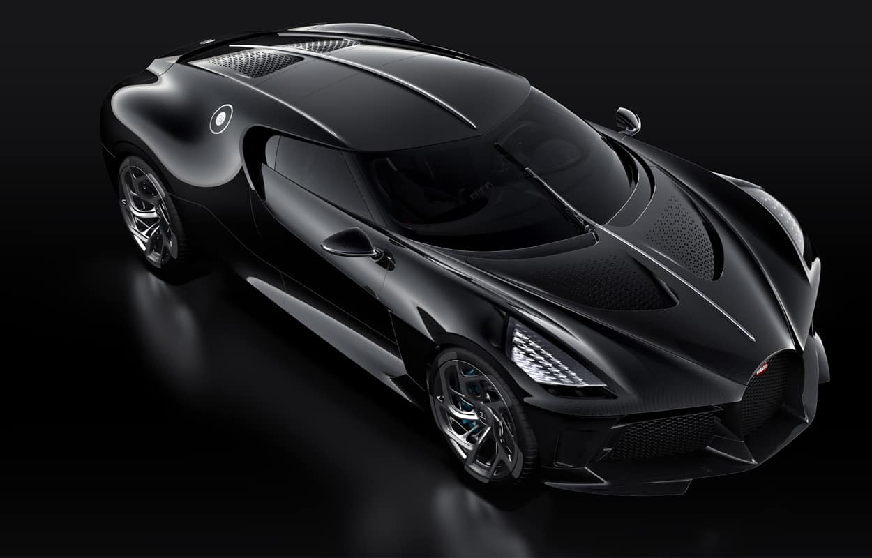 most expensive luxury cars in the world