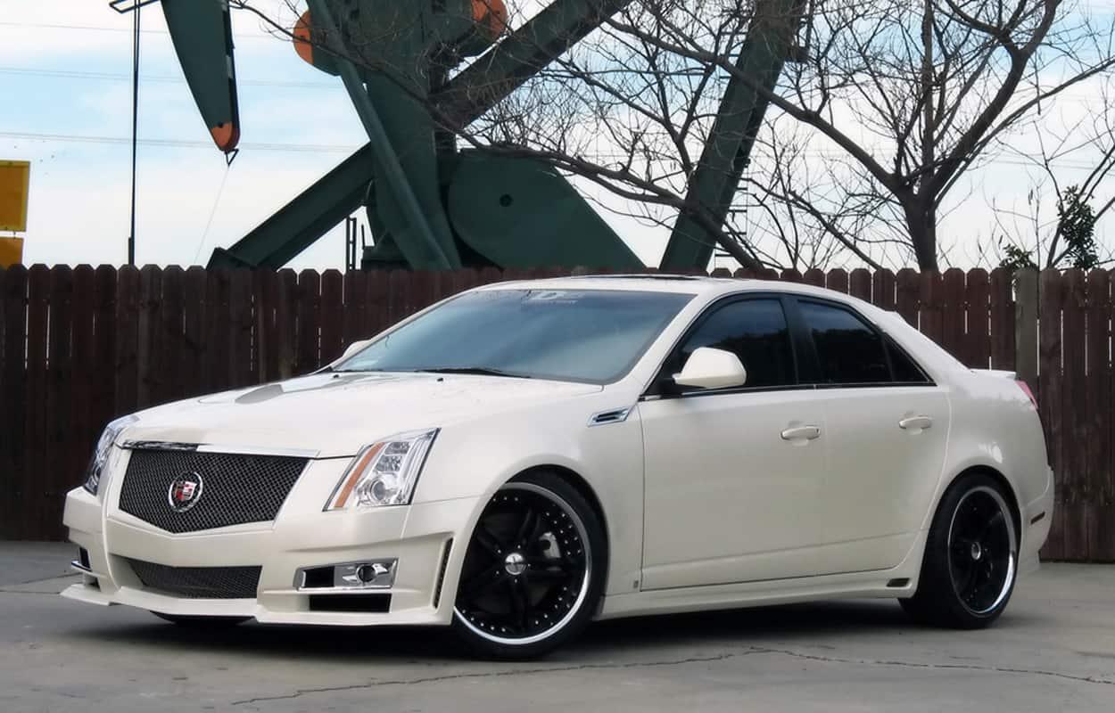 15 Cheap Luxury Cars 16