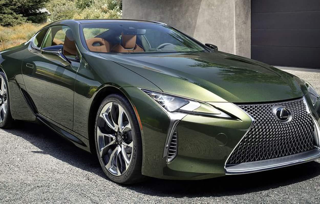 2020 Lexus LC 2