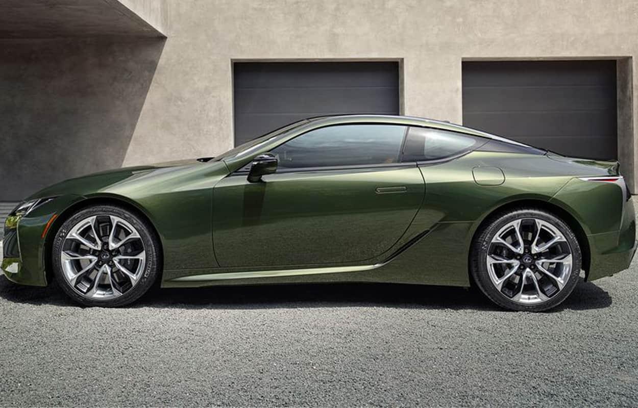 2020 Lexus LC 3