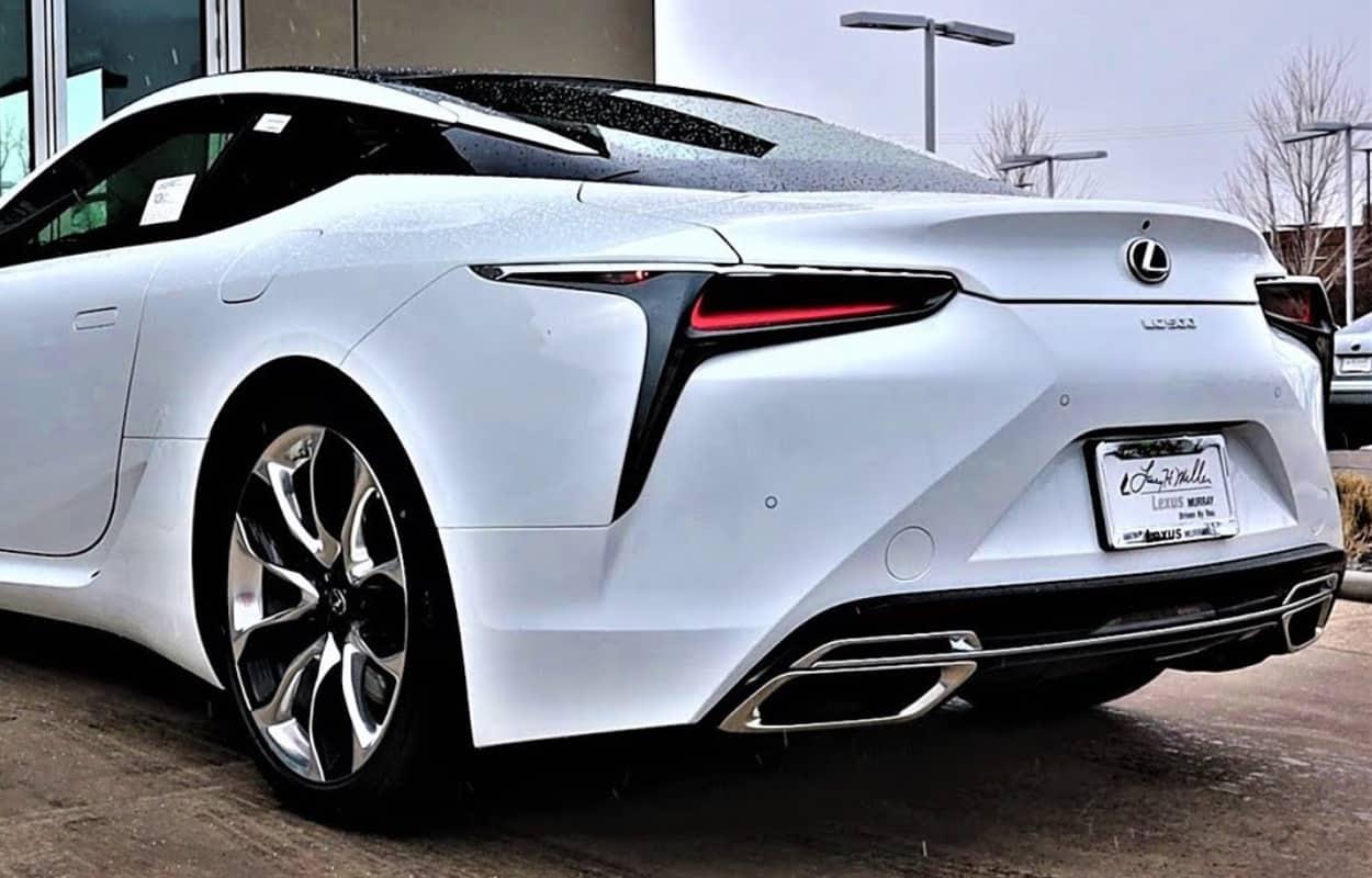 2020 Lexus Lc 500 3