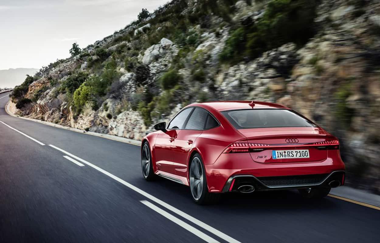 2021 Audi RS7 2