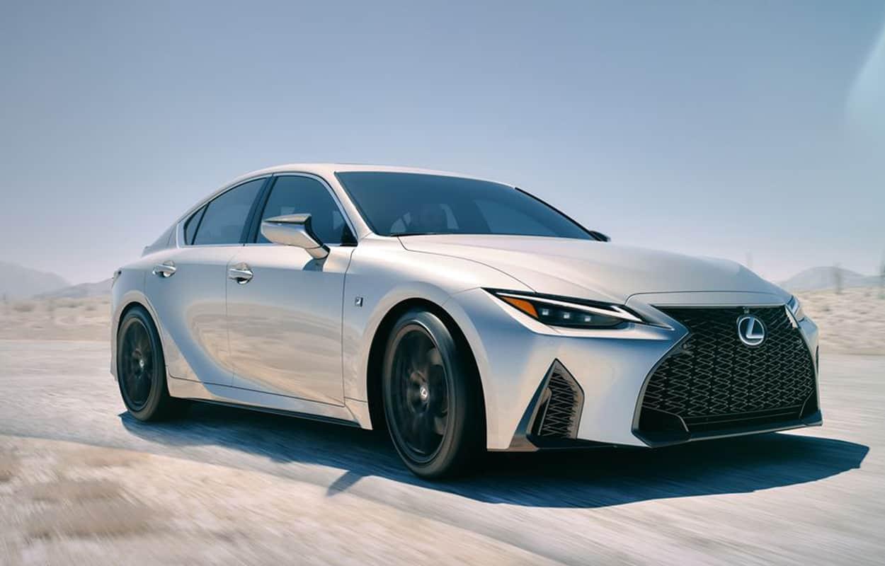 2021 Lexus IS 350 Review