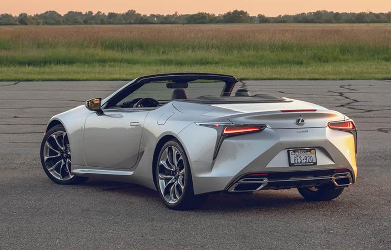 2021 Lexus LC 2