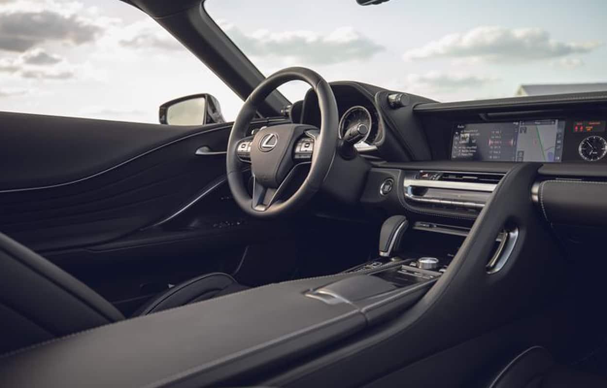 2021 Lexus LC500 Convertible 2