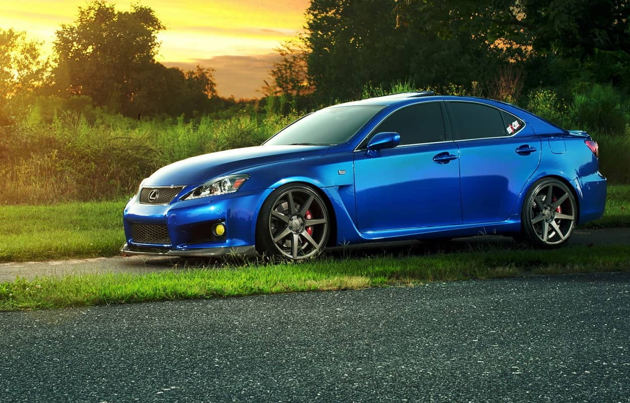 Lexus IS F Review, Pricing and Specs