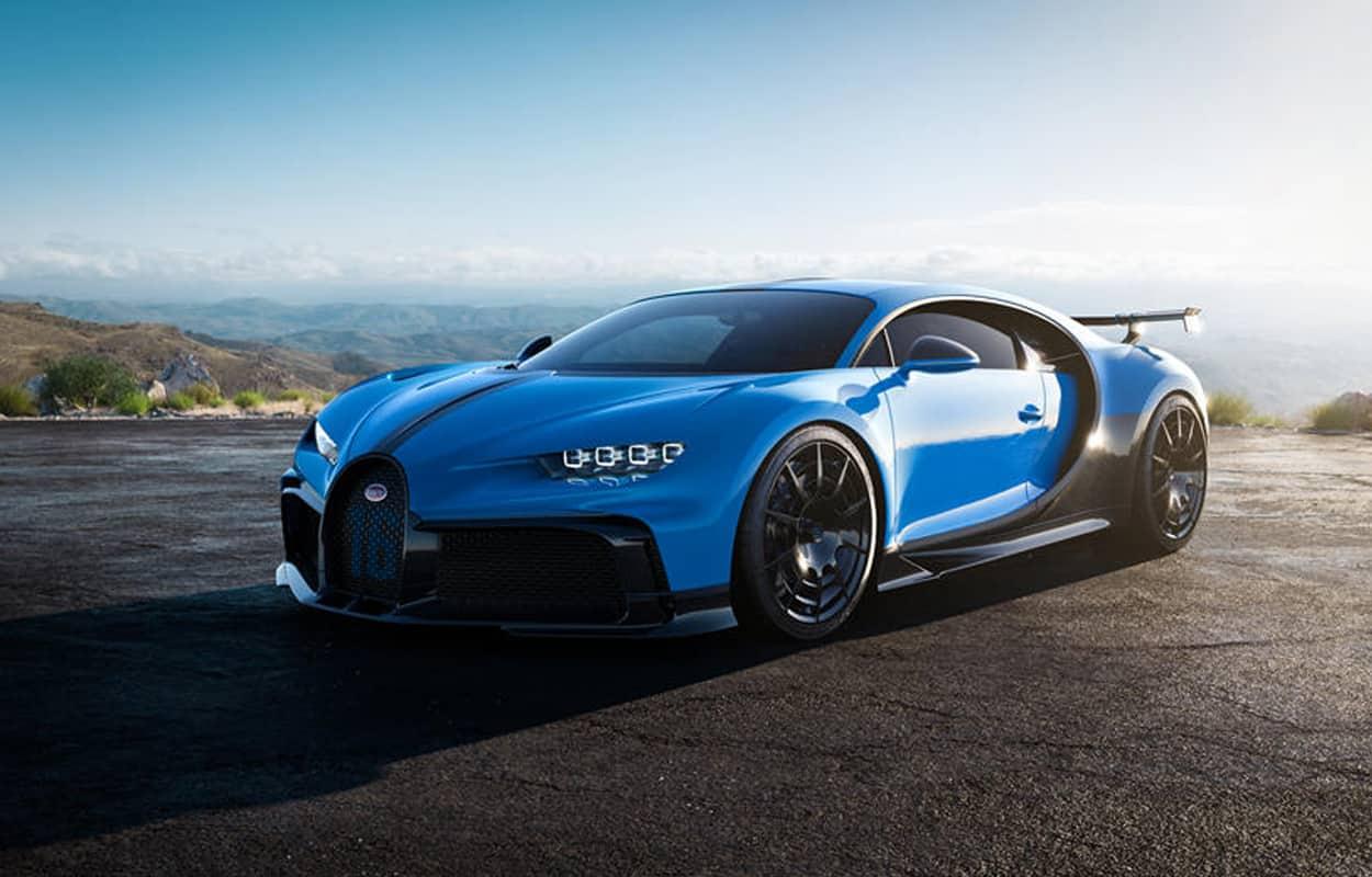 Luxury Car Bugatti 11