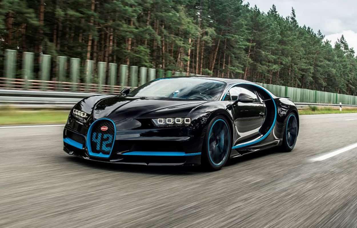 Luxury Car Bugatti 14
