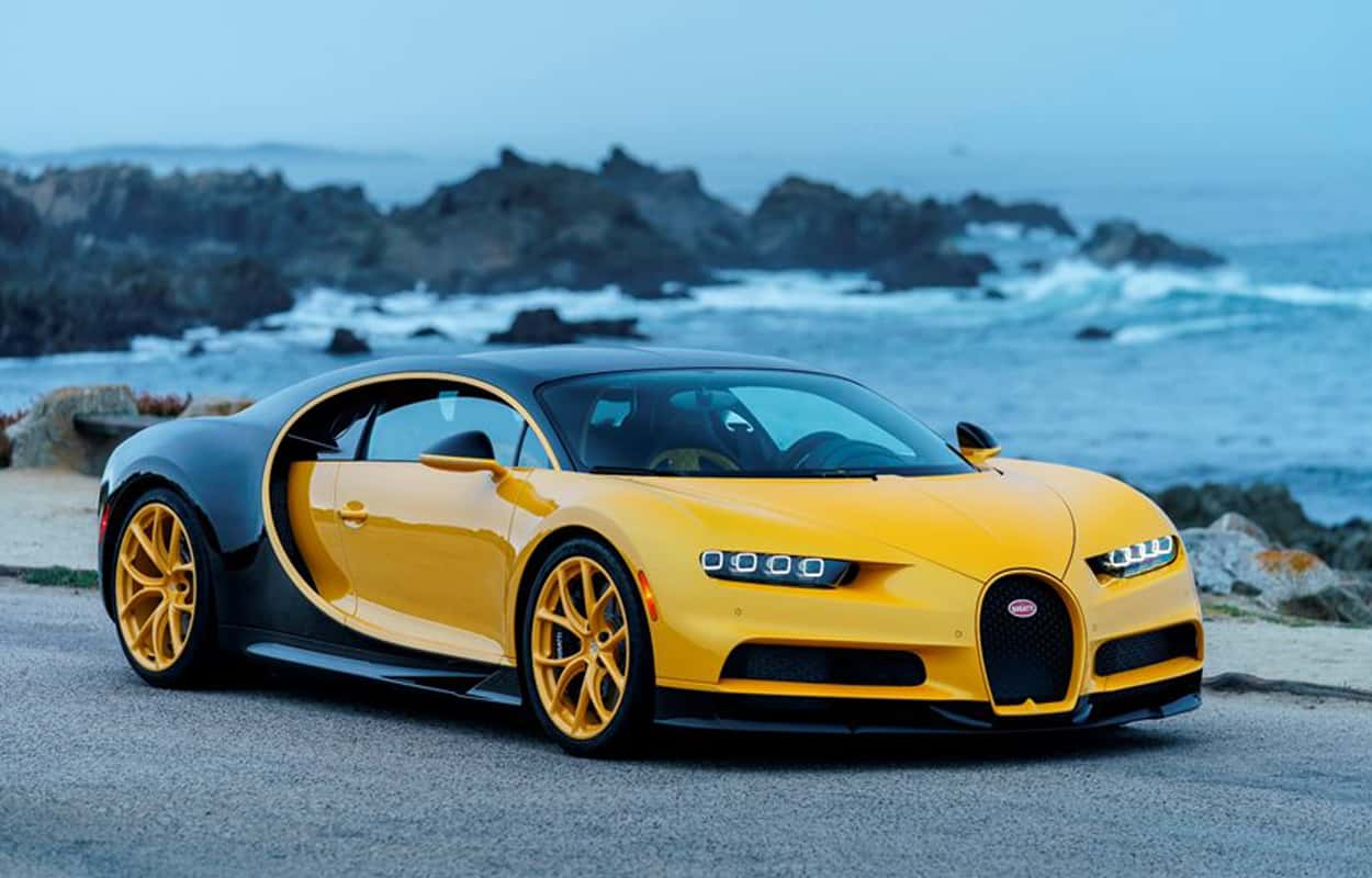 Luxury Car Bugatti 17