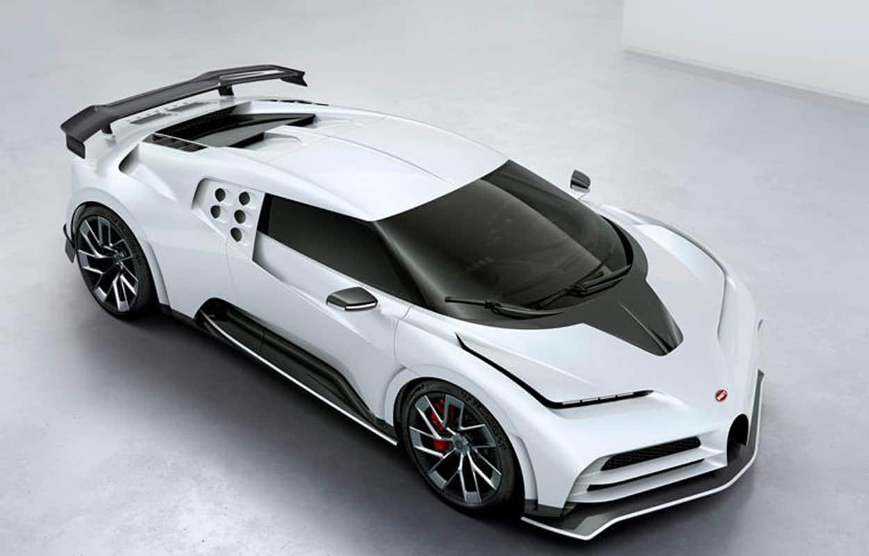 Luxury Car Bugatti 2
