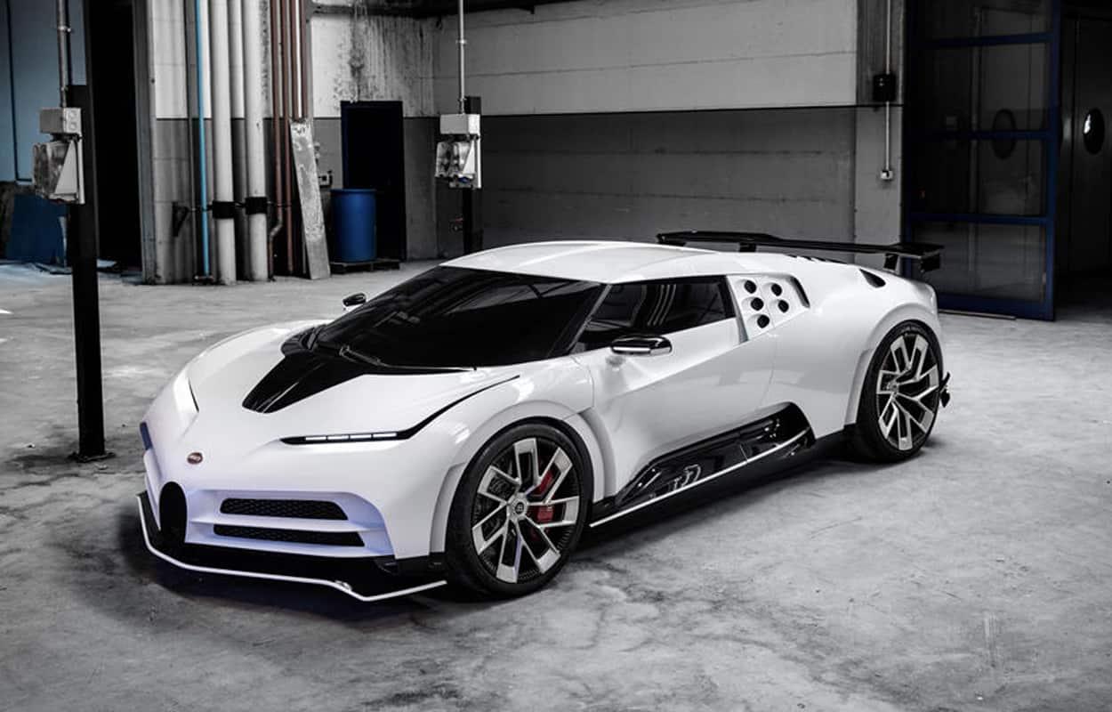 Luxury Car Bugatti 3