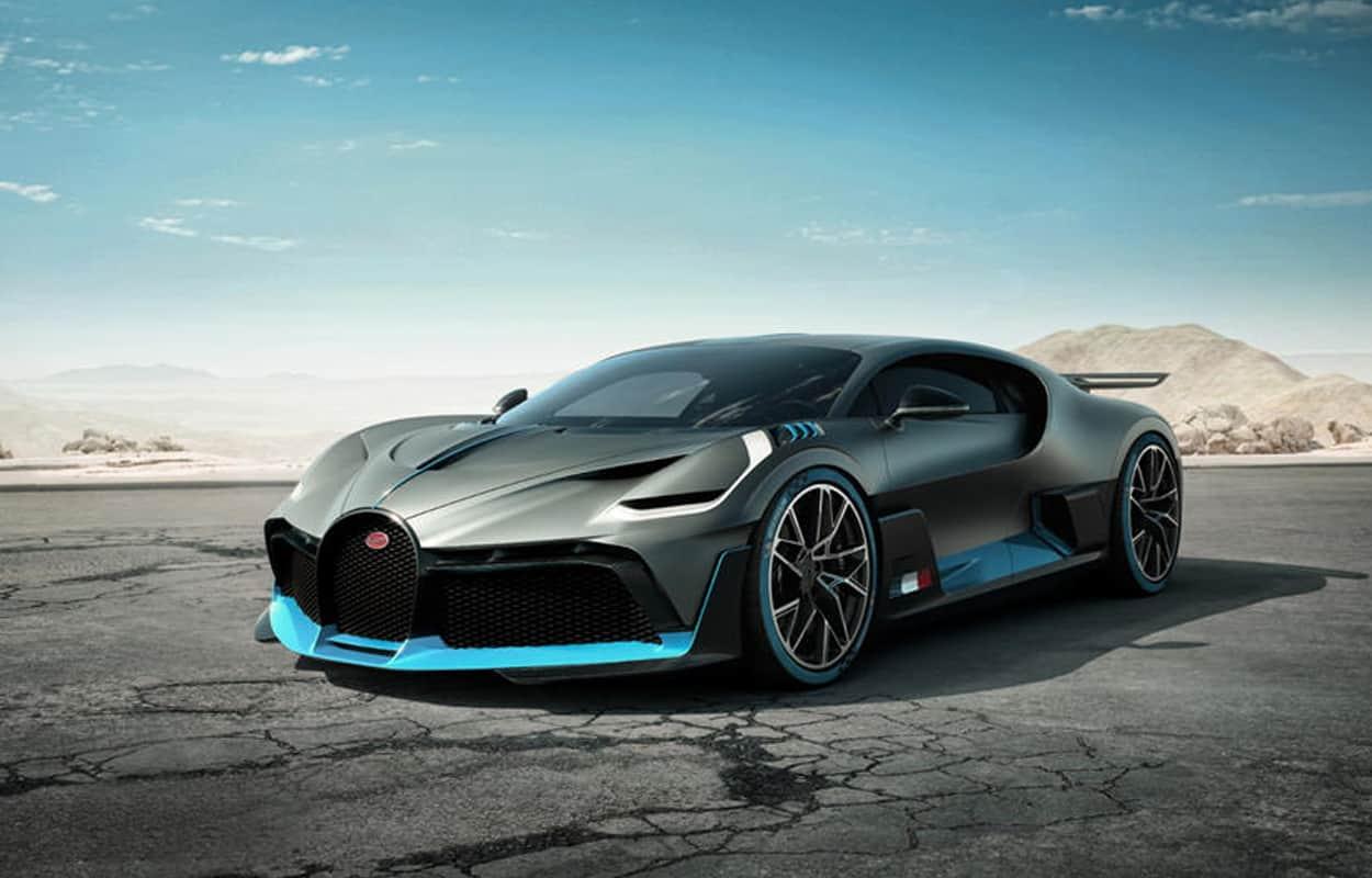 Luxury Car Bugatti 5