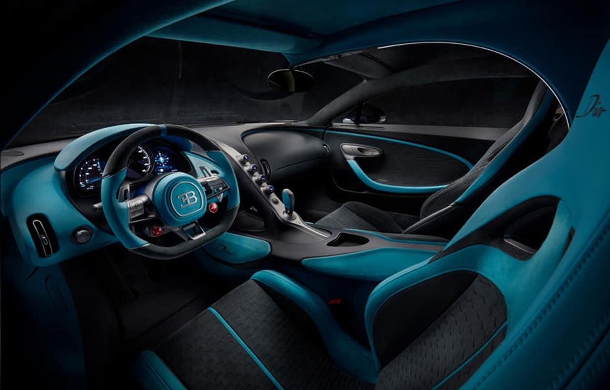 Luxury Car Bugatti 7