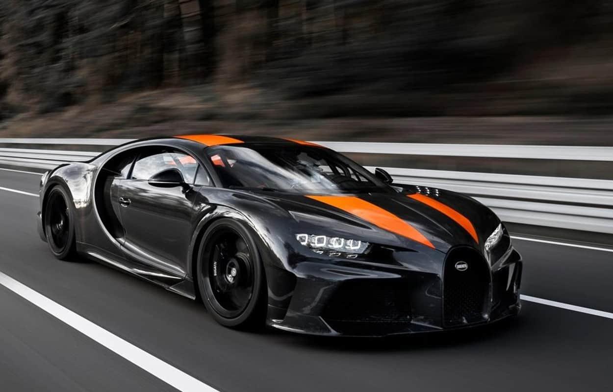 Luxury Car Bugatti 8