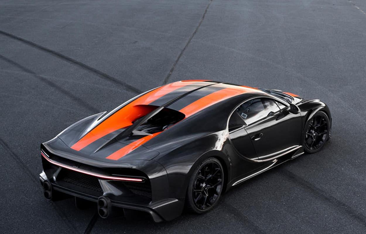 Luxury Car Bugatti 9