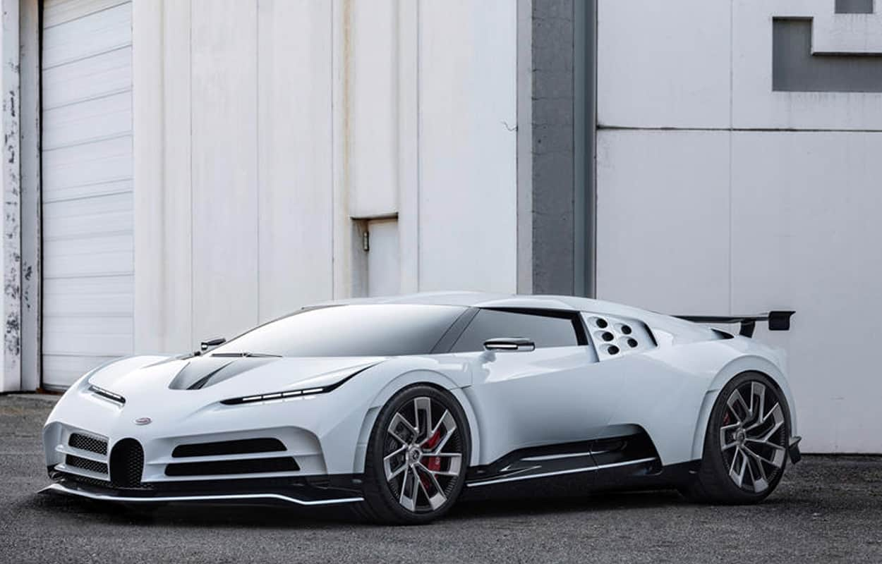 Luxury Car Bugatti
