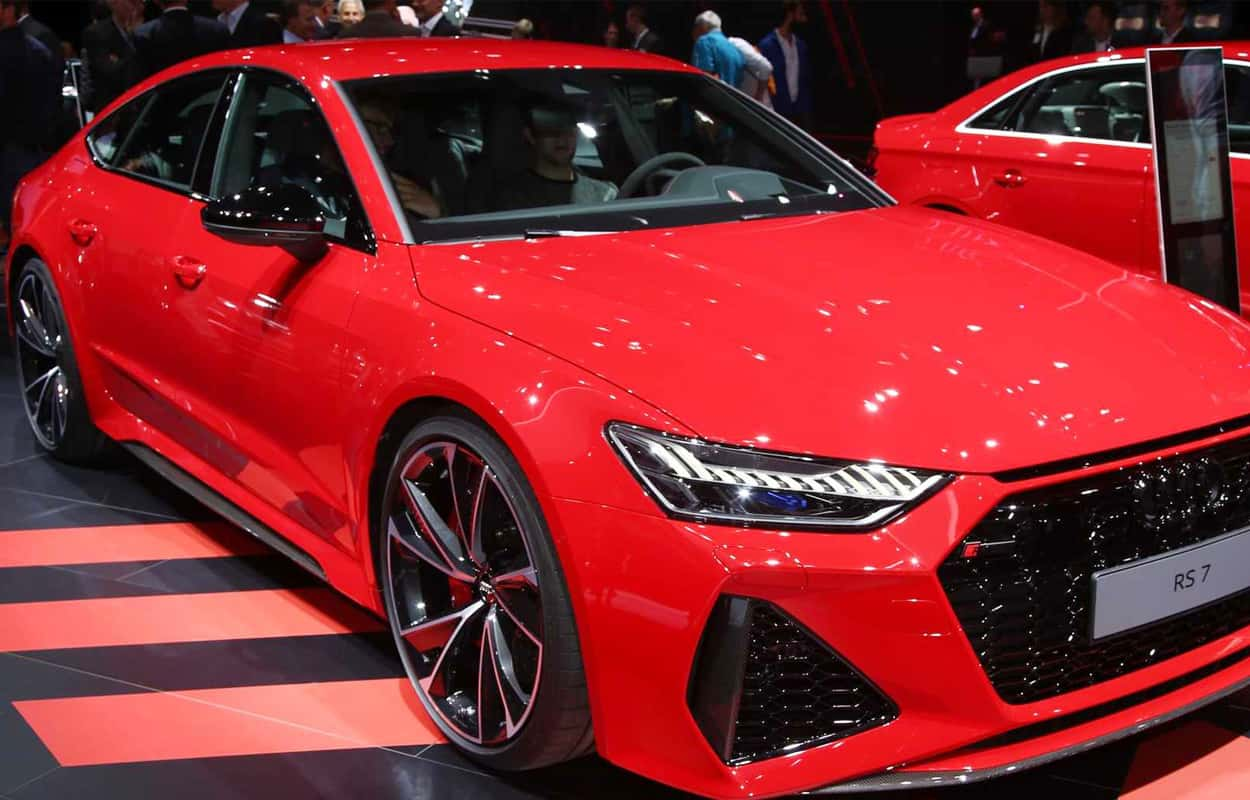 The Most Expensive Audi RS7 Sportback 2021 3