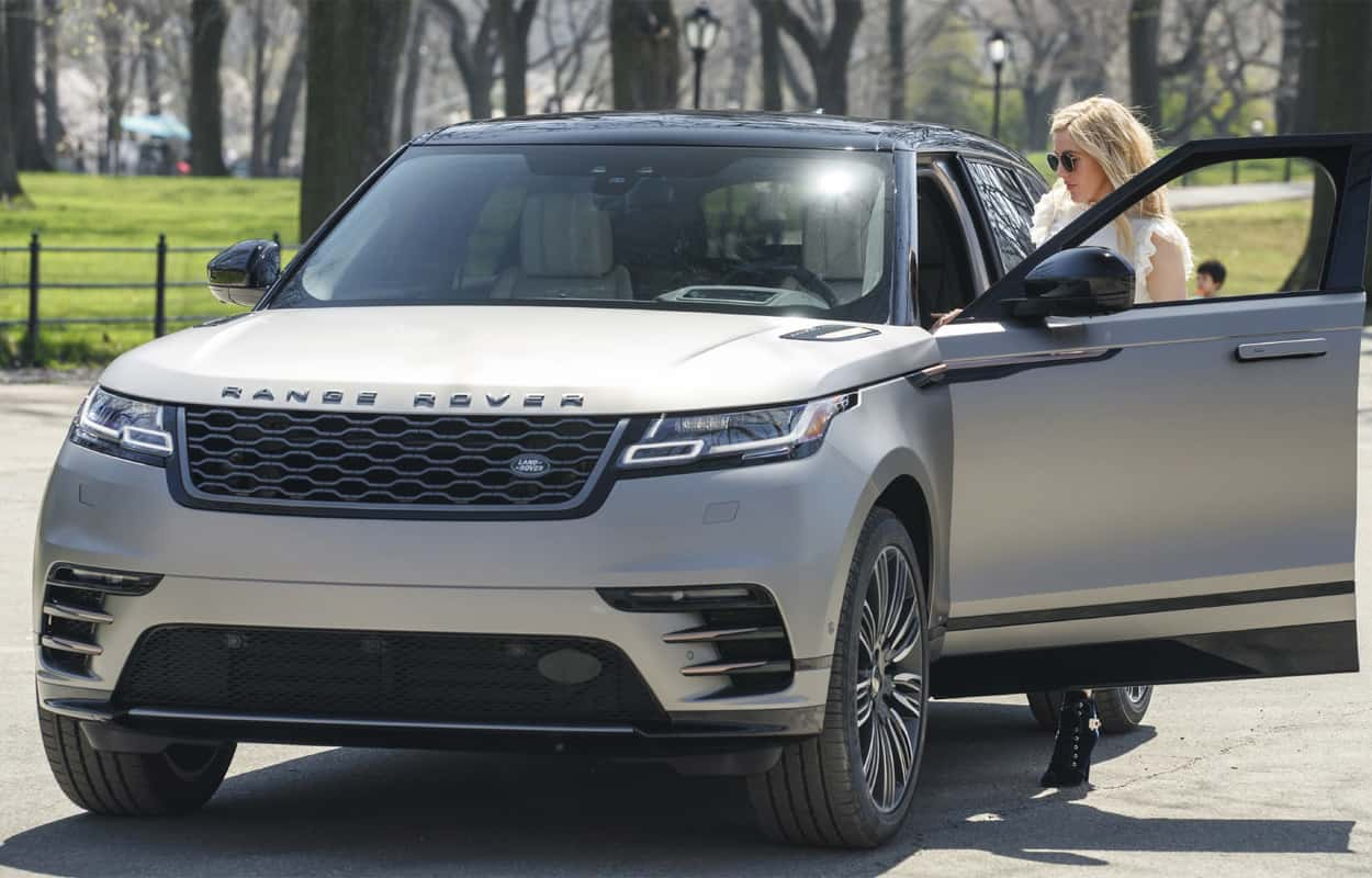 The Most Expensive Range Rover 2018 3