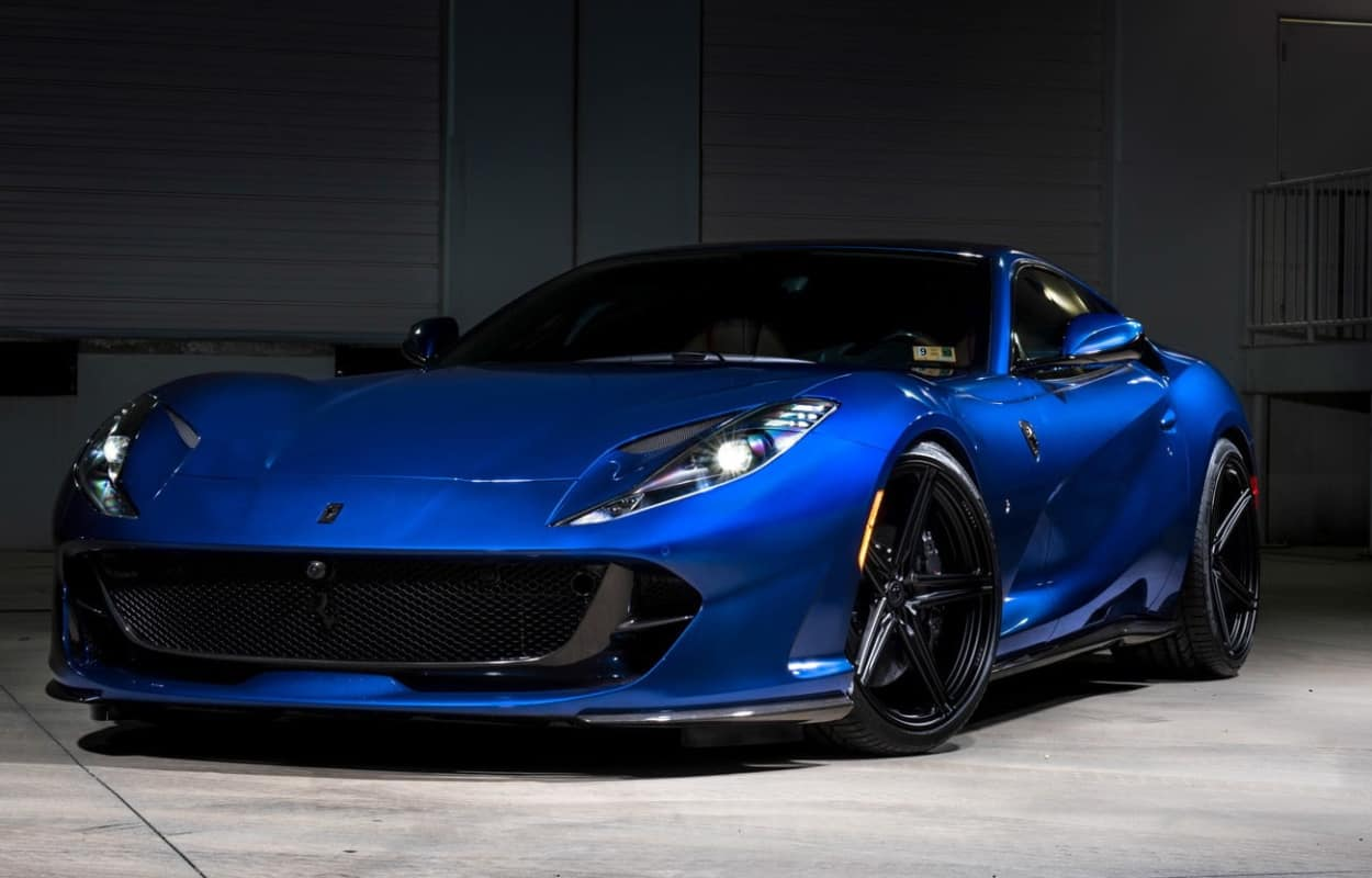 most expensive Ferrari 10