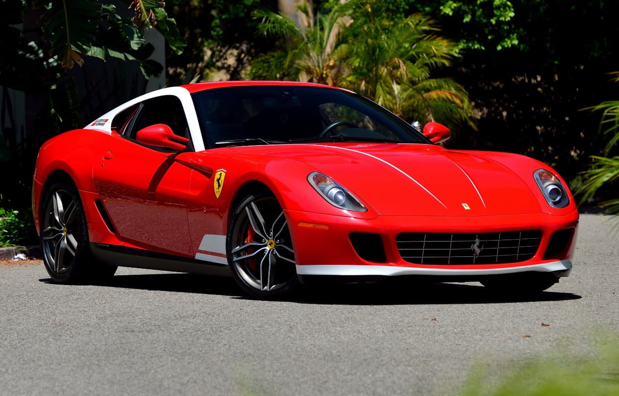 most expensive Ferrari 3