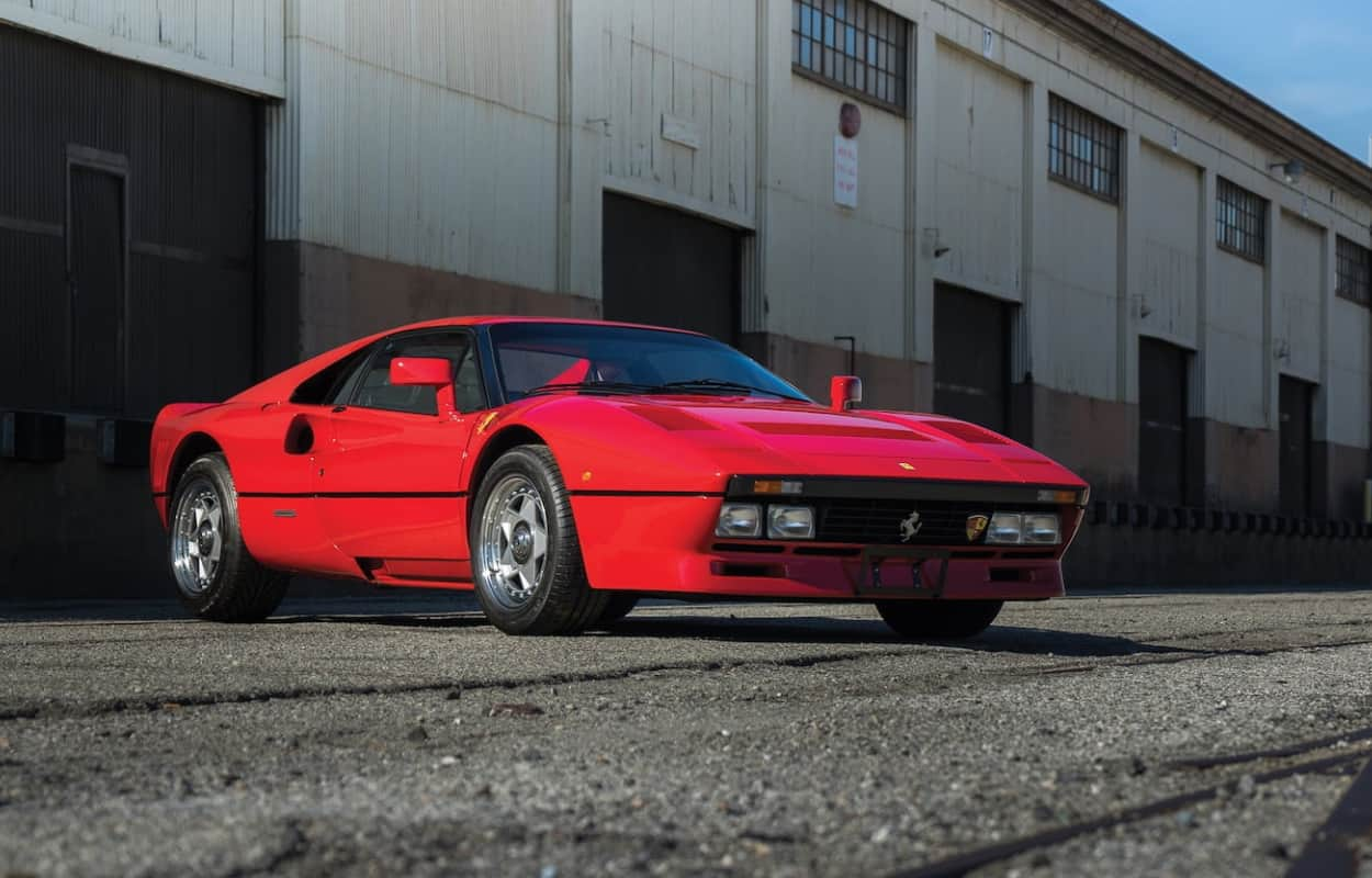 The 10 Most Expensive Ferrari Cars In The World 2021