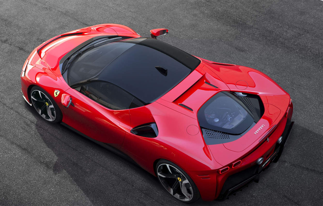 most expensive Ferrari 7