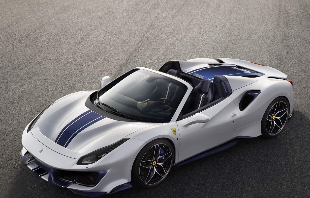 most expensive Ferrari 8