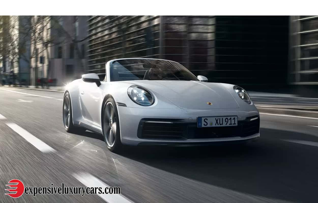2021 Porsche 911 is the most expensive series of coupe
